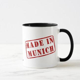 Gemacht in München Tasse