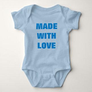 GEMACHT MIT LIEBE-BABY-STRAMPLER BABY STRAMPLER