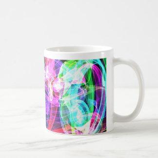 Gemalte Kaffee-Tasse Kaffeetasse