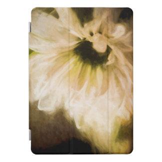 Gemalte weißes Gänseblümchen iPad Proabdeckung iPad Pro Cover