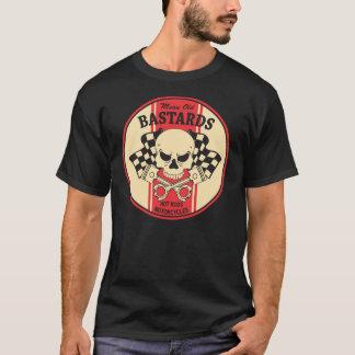 Gemeiner alter bastard-Schädel T-Shirt