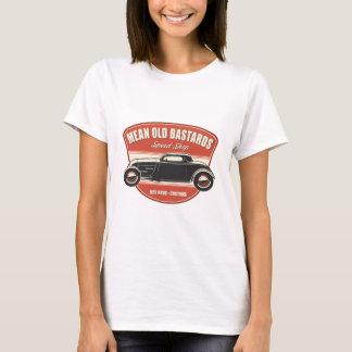 Gemeines altes bastard-Coupé T-Shirt