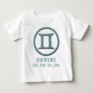 Gemini zodiac twins t shirts