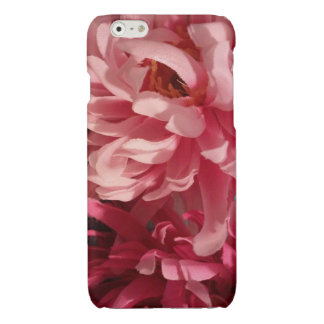 Gemischter rosa BlumeniPhone 6/6s Telefon-Kasten