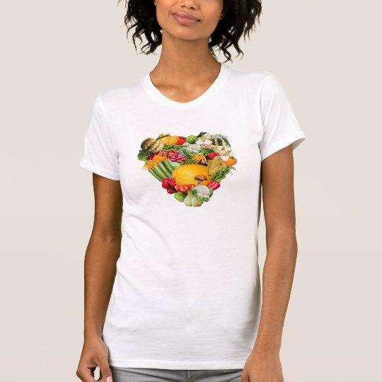 Gemüseherz T-Shirt