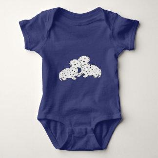 Gemütlich Dalmation Träume Baby Strampler