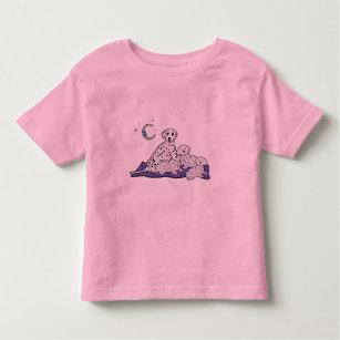 Gemütlich Dalmation Träume Kleinkind T-shirt