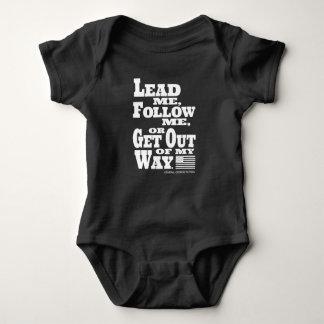 General George Patton Quote Baby Onsie Babybody