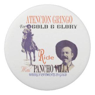 General Pancho Villa Radiergummi 1