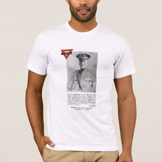 General Pershing -- Vereinigter Krieg bearbeitet T-Shirt