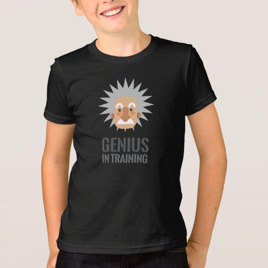 Genie im Trainings-T - Shirt