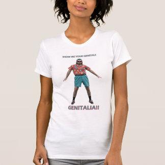 Genitalien-Tanz T-Shirt
