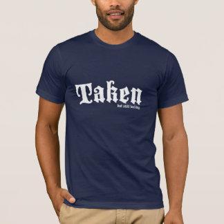 genommen - aber noch schauend T-Shirt