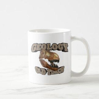 Geologie-alter Timer! Kaffeetasse