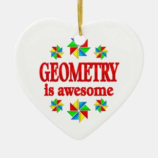 Geometrie ist fantastisch keramik ornament