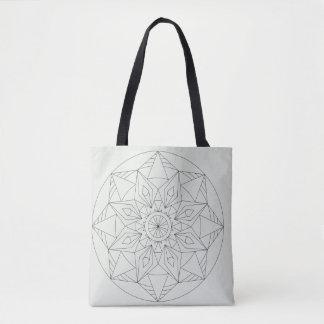 Geometrisch Tasche