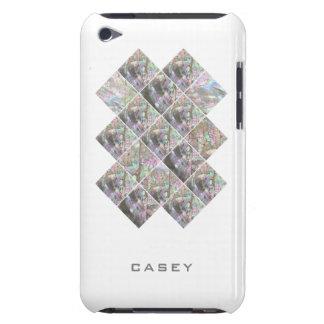 Geometrische Muschel iPod oder iPhone Fall iPod Case-Mate Hülle