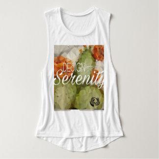 Geometrischer Kaktus-Blüten-Frauen-Muskel-Behälter