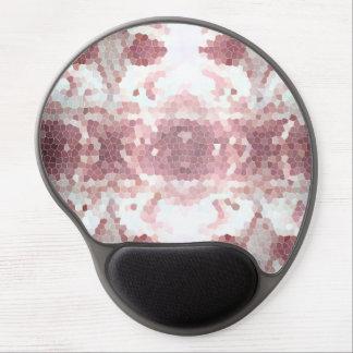 geometrisches mousepad Gel des coolen Spaßrosas Gel Mouse Pad