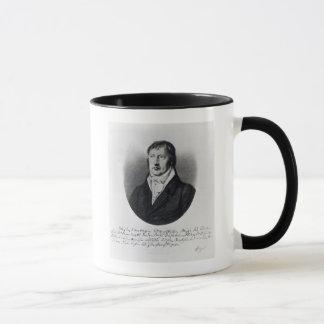 Georg Wilhelm Friedrich Hegel Tasse