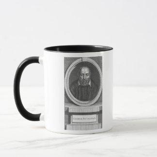 George Buchanan, graviert für universelle Tasse