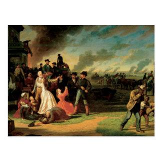 George Caleb Bingham - Auftrags-Nr. 11 Postkarte