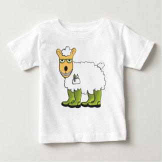 George - er ist ein wenig ängstliches baby t-shirt