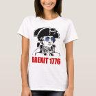 George Washington Brexit EU 1776 kennzeichnen T-Shirt