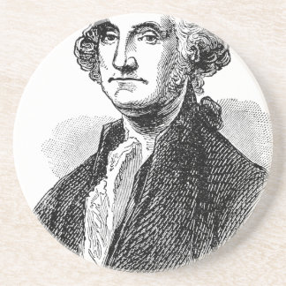 George Washington Getränkeuntersetzer