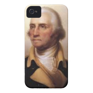 George Washington iPhone 4 Cover