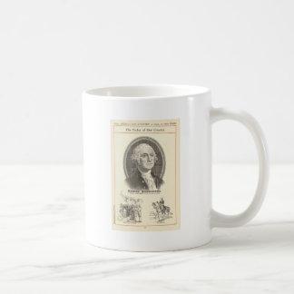 George Washington Kaffeetasse
