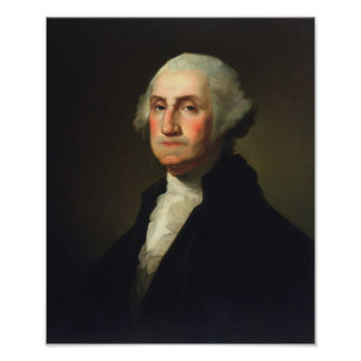 George Washington - Rembrandt Peale Poster
