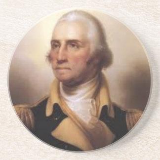 George Washington Sandstein Untersetzer