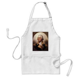 George Washington Schürze
