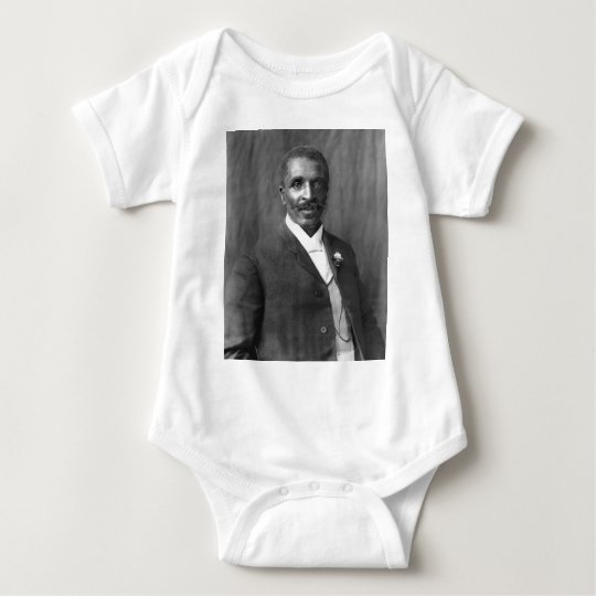 George Washington Transchiermesser Baby Strampler