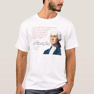 """George- WashingtonShirt #2 """"Militär-Versorgungen """" T-Shirt"""