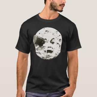 Georges Melies eine Reise zum Mond T - SHIRT-Film T-Shirt
