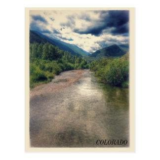 Georgetown, Colorado Postkarte