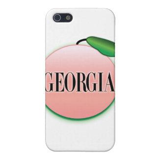 Georgia-Pfirsich-Spritzpistole iPhone 5 Etui