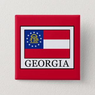 Georgia Quadratischer Button 5,1 Cm