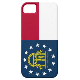 Georgia-Staats-Flagge iPhone 5 Cover