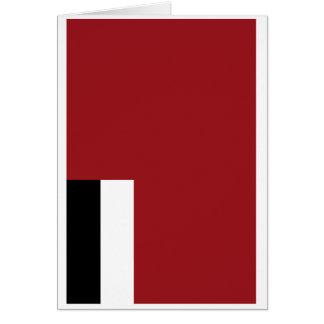 Georgische Flagge Karte