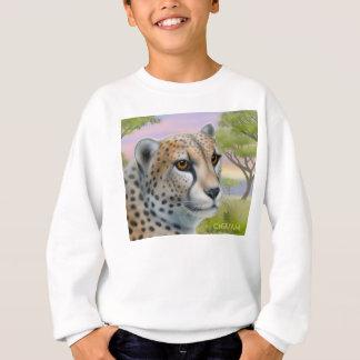 Gepard in Afrika scherzt Sweatshirt
