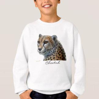 Gepard scherzt Sweatshirt