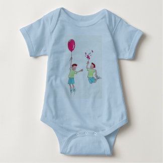 Gepflegt! Baby Strampler