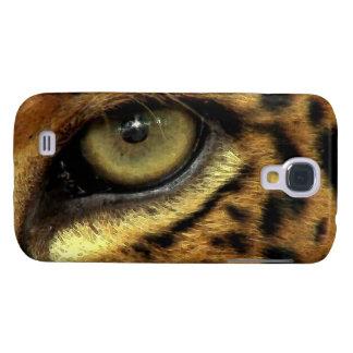 Gepunkteter Jaguar-großer Galaxy S4 Hülle