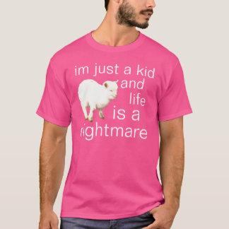 gerade ein Kind T-Shirt