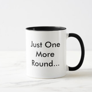 Gerade ein mehr ringsum… , Verspreche ich Tasse