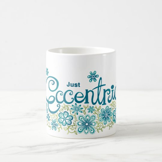 Gerade ExzenterTasse Kaffeetasse