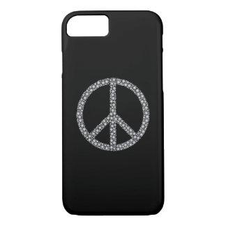 Gerade Frieden iPhone 7 Hülle